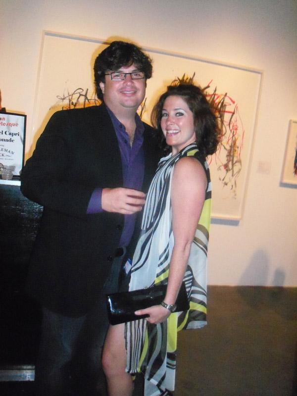 Ken and Aimée Gowland