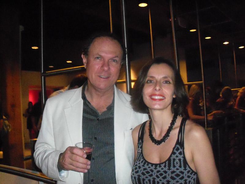 Steve Callan and Borislava Kharalampiez
