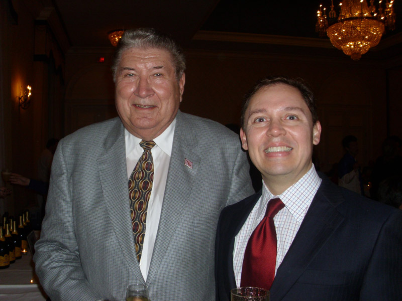 Bob Phillips and Juan Barona