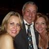Lina Cloutier, Robert Giancontieri and Peggy Benson