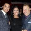 Nial George, Deanne Martin and Chef Duke LoCicero