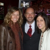 Traci Claussen, Jimmy Buckle and Lauren Gauthier