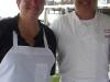Chefs Haley Bitterman and Chris Montero of Ralph Brennan Restaurant Group