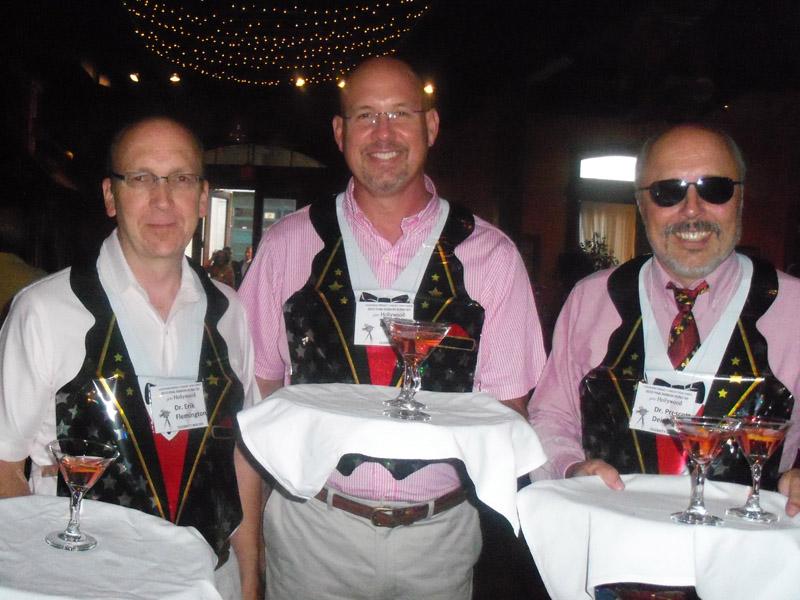 celebrity-waiters-drs-erik-flemington-steven-hill-and-prescott-deininger