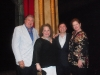 Bob Phillips, Clare Moncrief, Juan Barona and Cecile Covert