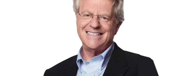 jerry springer height