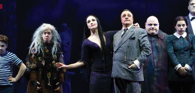A COUP FOR THE CITY – THE ADDAMS FAMILY