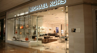 michael kors shops at canal place