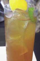 honey rum cocktail – borgne