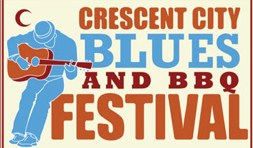 CRESCENT CITY BLUES BBQ FESTIVAL