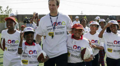 drew brees dream foundation