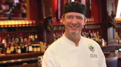 Up Close & Personal: Chef Robert Bruce