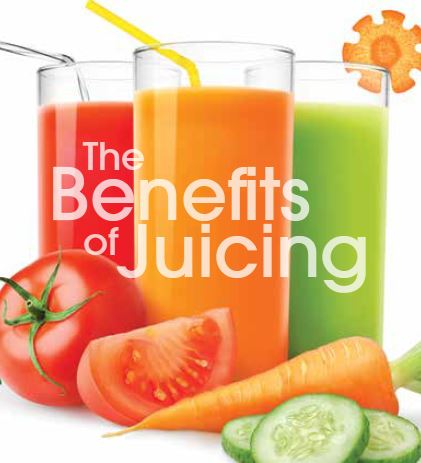 NutritionJuicing