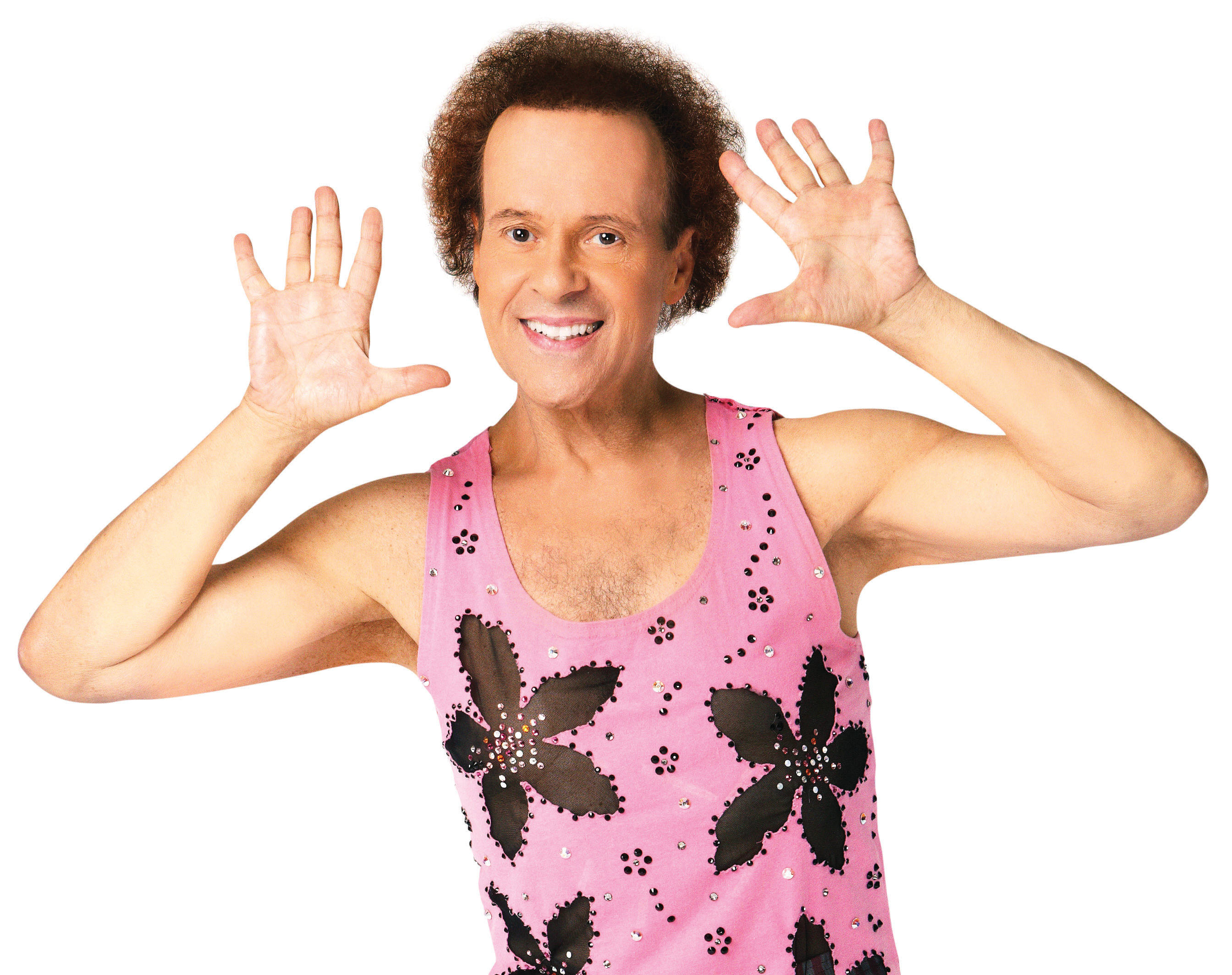 richard simmons shake your booty