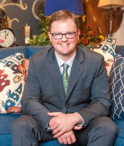 Shane Mutter of Doerr Furniture