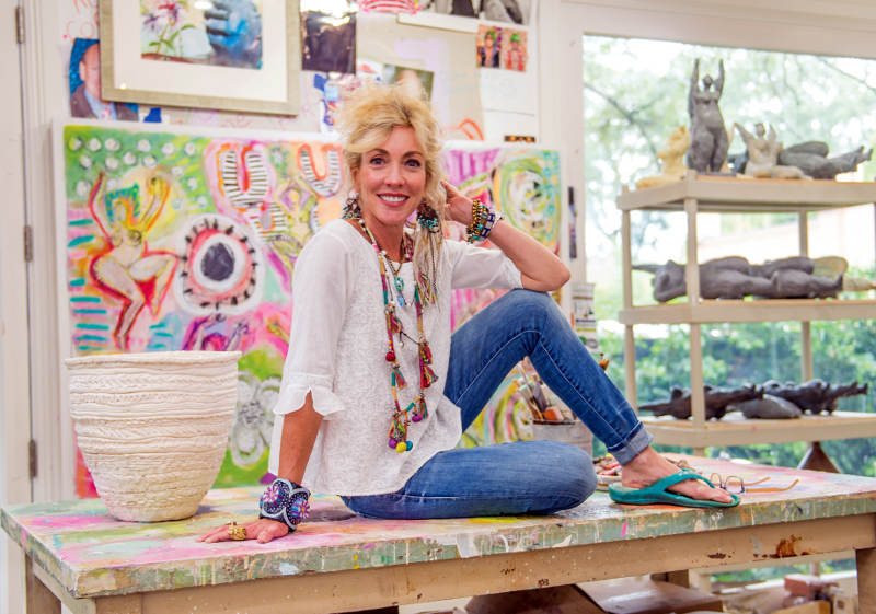 A Native New Orleanian, Silvers Grew Up Living Uptown And Her Mother, Susan  Wittenberg, Is A Well Known Local Artist. While She Was Certainly  Influenced By ...