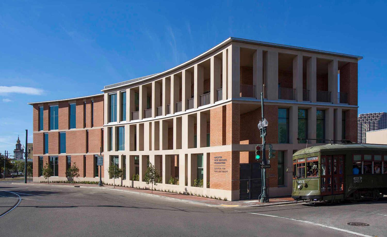 GNOF Building