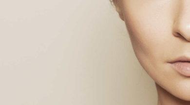 beaking senility – revitalising young woman face