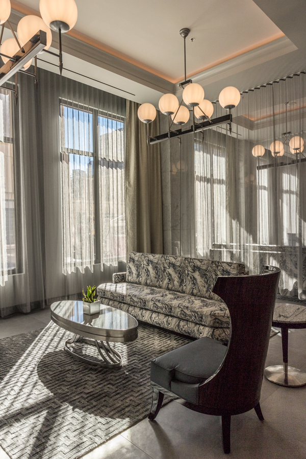 opulent design retractable roof. Developer Joe Jaeger of MCC Real Estate purchased the property in 2007  work began 2015 and after a 140 million restoration re imagination The Spaces Design Downtown Renaissance New Orleans Living Magazine