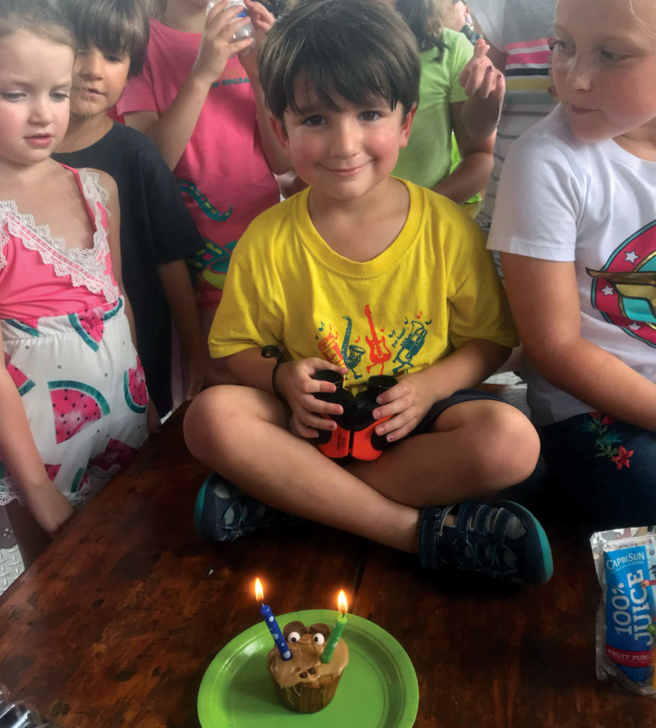 Ive Only Held One Real Birthday Party The Obligatory First For My Son This Is In Part Due To His Personality While Big Sister A Social